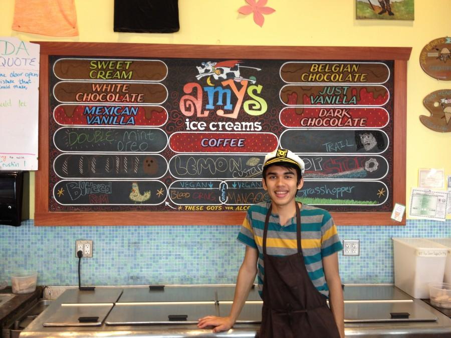 Amys Ice Creams