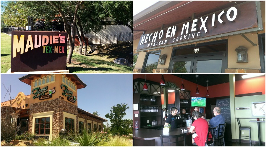 Mexican Restaurants in Lake Travis