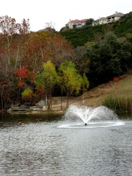 River Place Nature Trail Boardwalk Pond